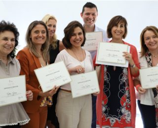 Our first class of True-me Breakthrough Coaches have graduated! Congratulations!